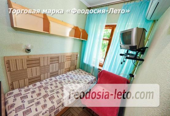 жилье в Феодосии в районе пляжа Жемчужный - фотография № 32