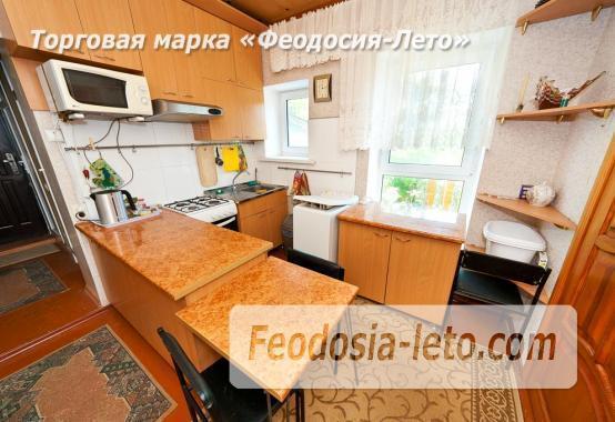 жилье в Феодосии в районе пляжа Жемчужный - фотография № 35