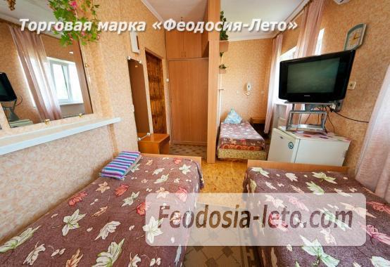 жилье в Феодосии в районе пляжа Жемчужный - фотография № 11