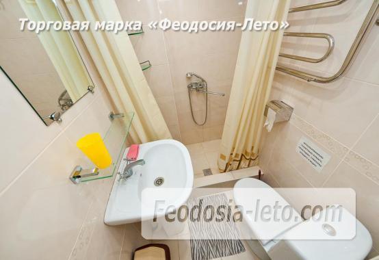 жилье в Феодосии в районе пляжа Жемчужный - фотография № 15