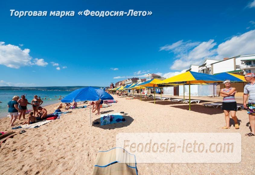 Пляж Жажда в Феодосии - фотография № 10