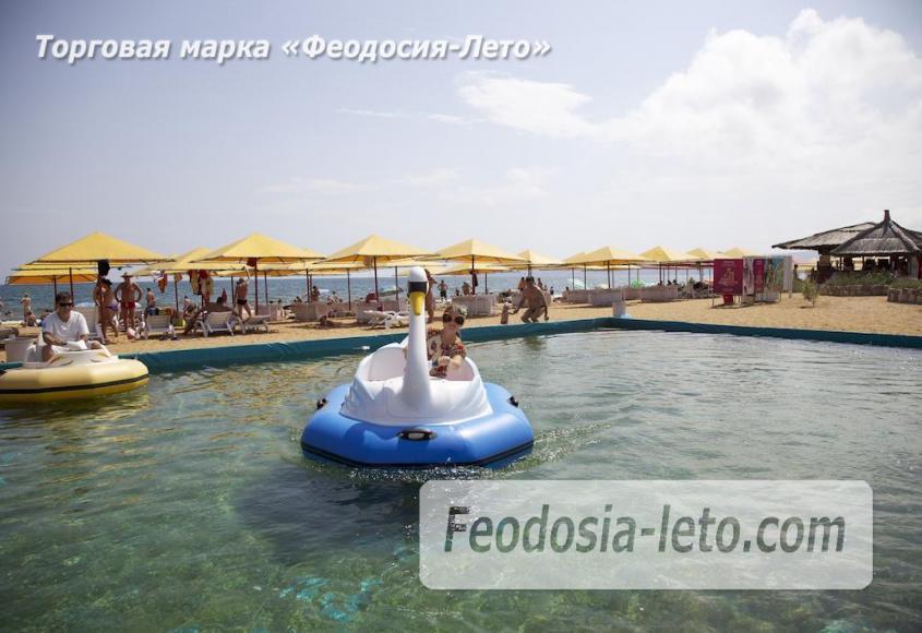 Пляж клуб 117 в Феодосии - фотография № 20