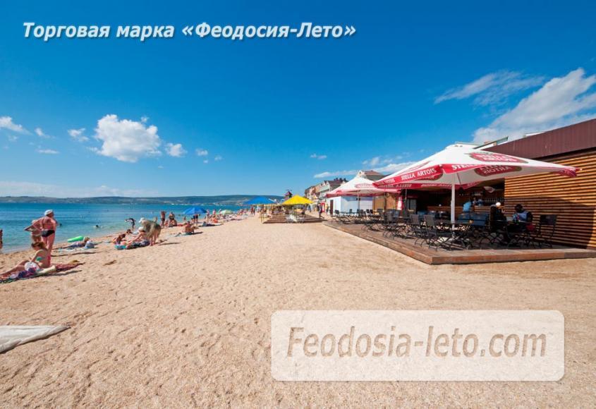 Пляж Жажда в Феодосии - фотография № 5