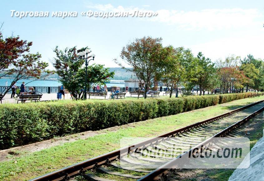 Галечный пляж Камешки в г. Феодосия - фотография № 29