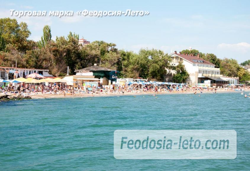 Детский пляж в Феодосии - фотография № 14