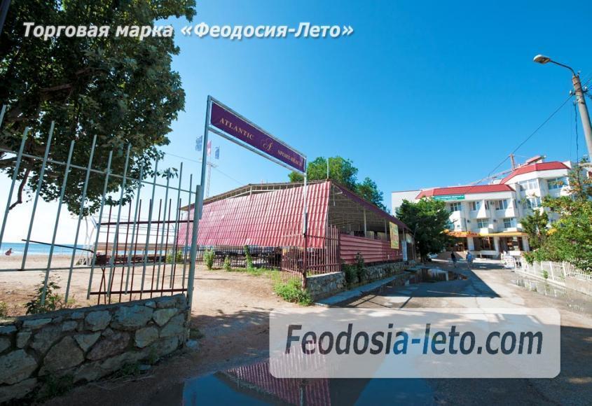 Стадион пляжных видов спорта в Феодосии - фотография № 1