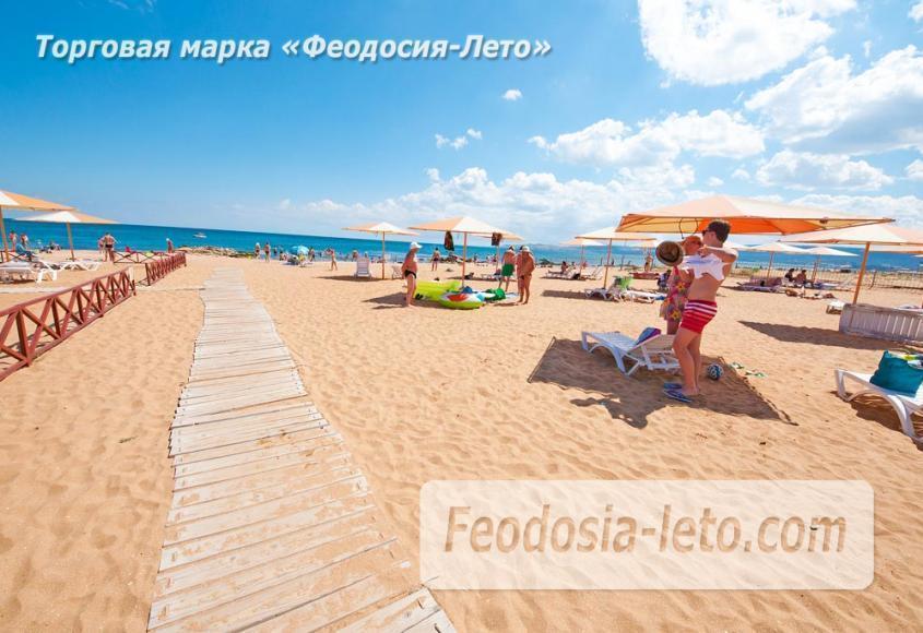 Пляж Алые паруса в Феодосии - фотография № 6
