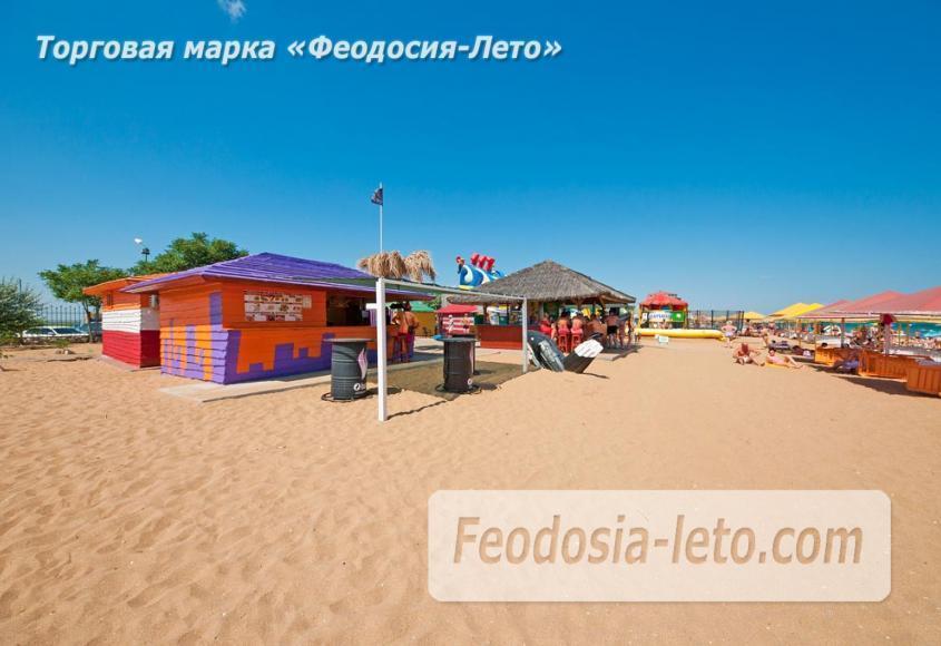 Пляж клуб 117 в Феодосии - фотография № 8