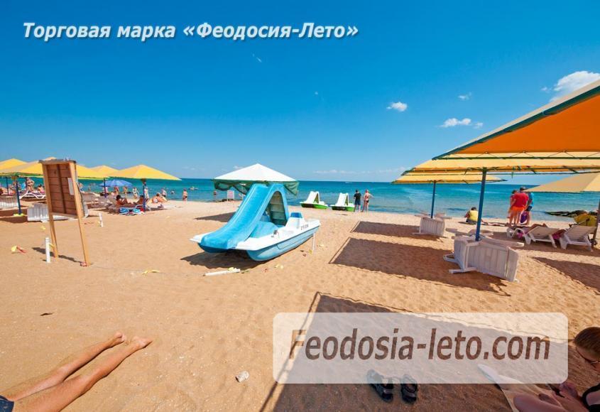 Пляж клуб 117 в Феодосии - фотография № 15