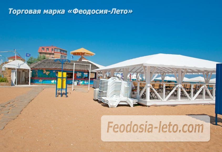 Пляж клуб 117 в Феодосии - фотография № 17