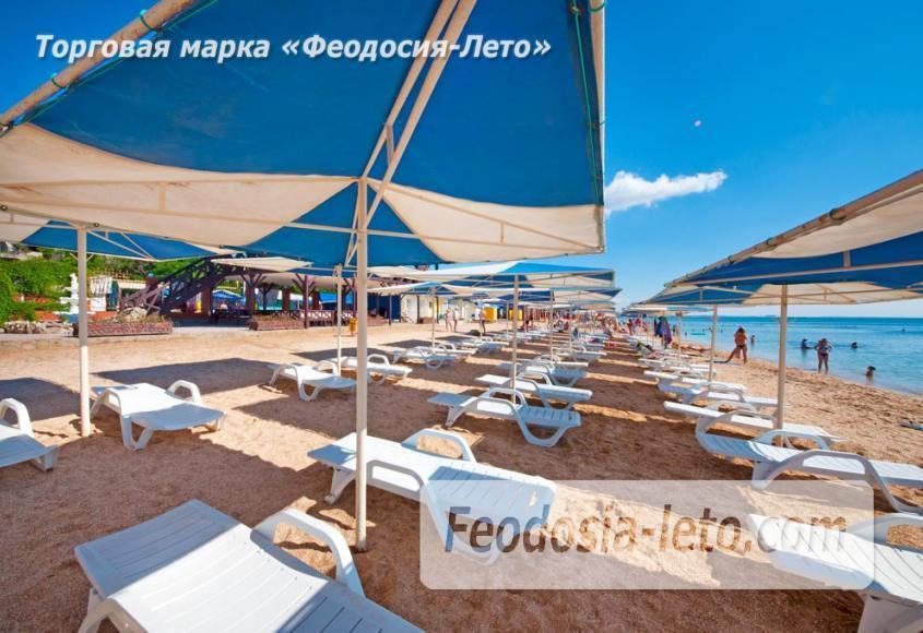 Пляж Баунти в Феодосии - фотография № 2