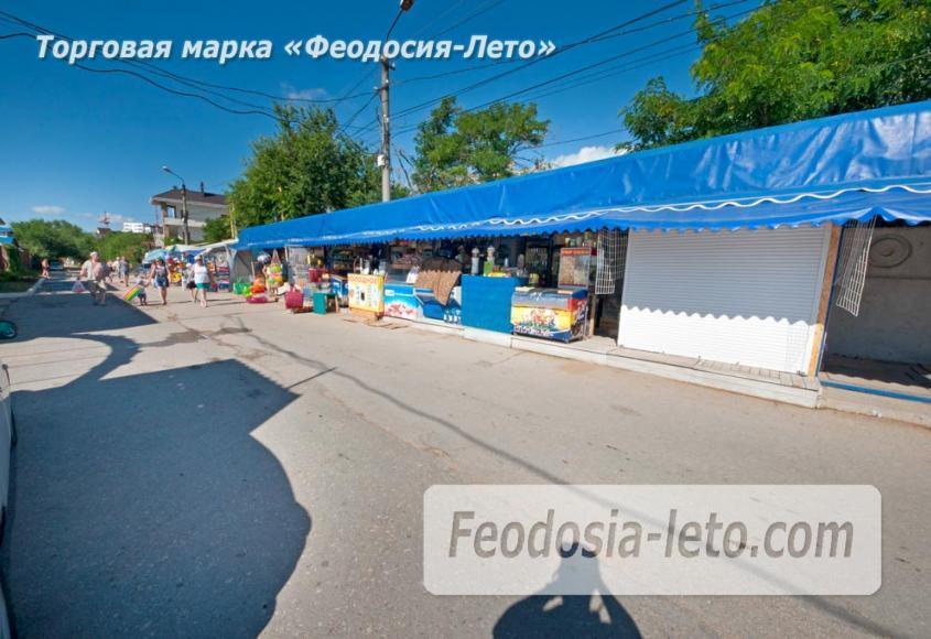 Пляж Баунти в Феодосии - фотография № 3