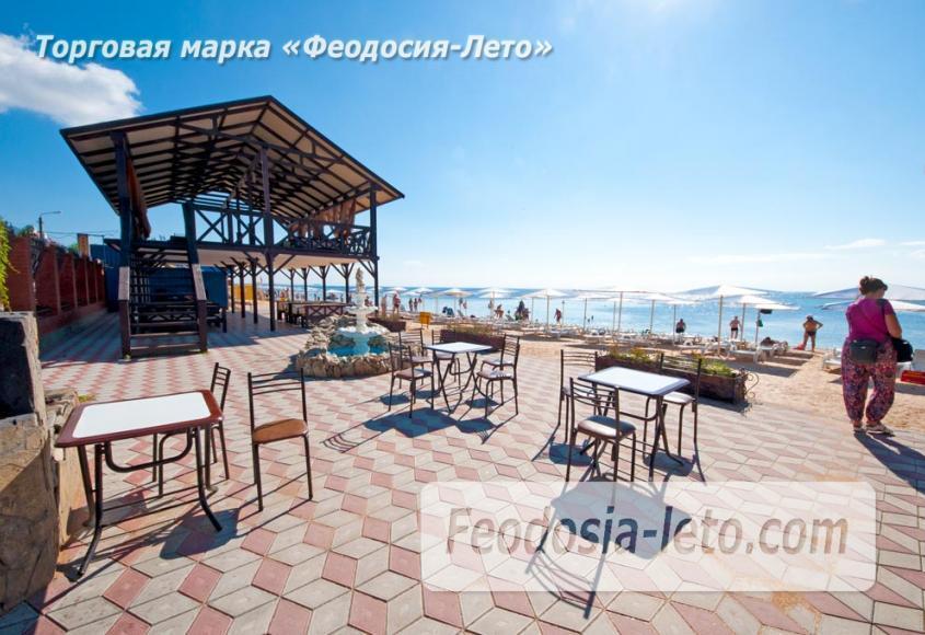 Пляж Баунти в Феодосии - фотография № 8