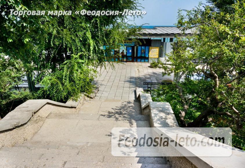 Пляж Министерства обороны в Феодосии - фотография № 3