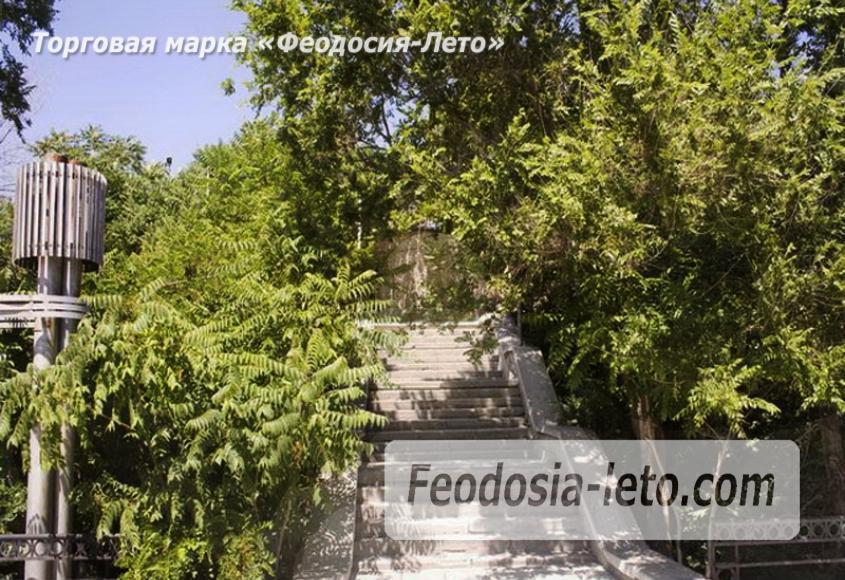 Пляж Министерства обороны в Феодосии - фотография № 5