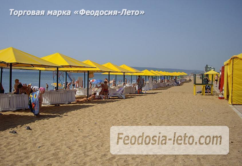 Золотой пляж в Феодосии - фотография № 14