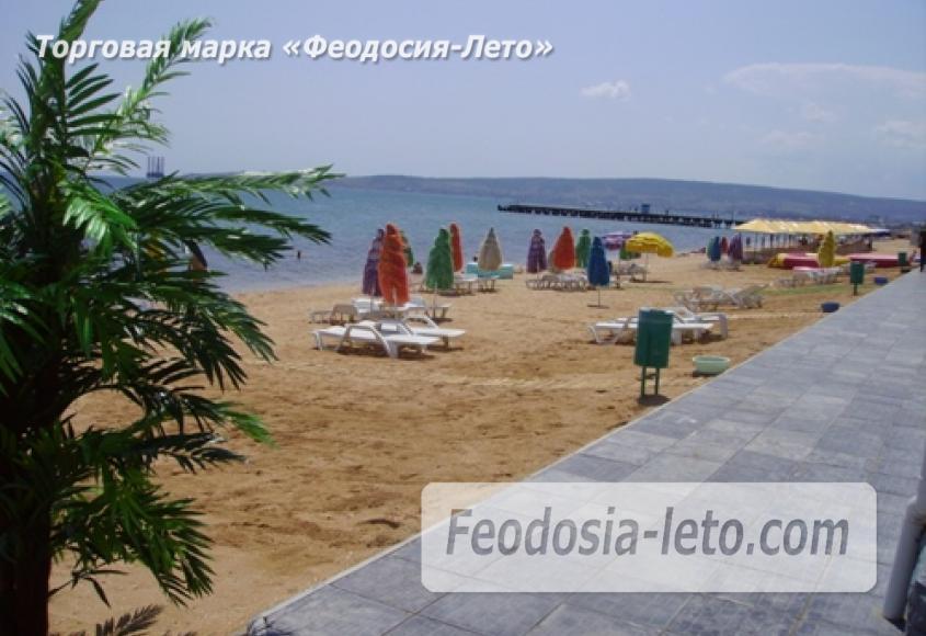 Золотой пляж в Феодосии - фотография № 7