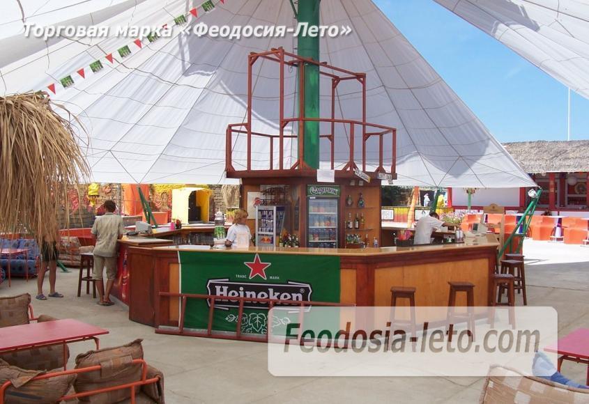 Пляж клуб 117 в Феодосии - фотография № 23