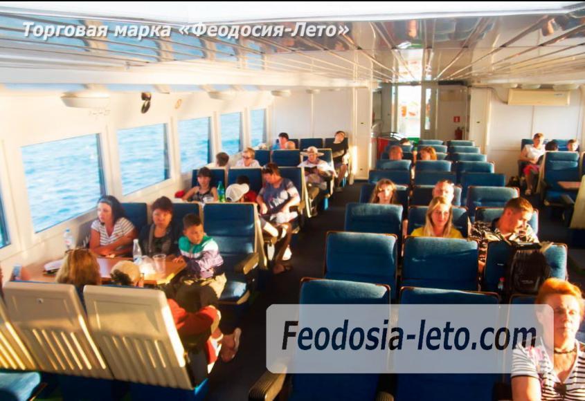 Морские экскурсии в Феодосии - фотография № 11