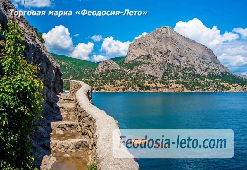 Тропа Голицына в Новом Свете - фотография № 11