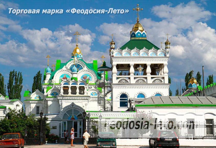 Храм Святой Екатерины в Феодосии - фотография № 11