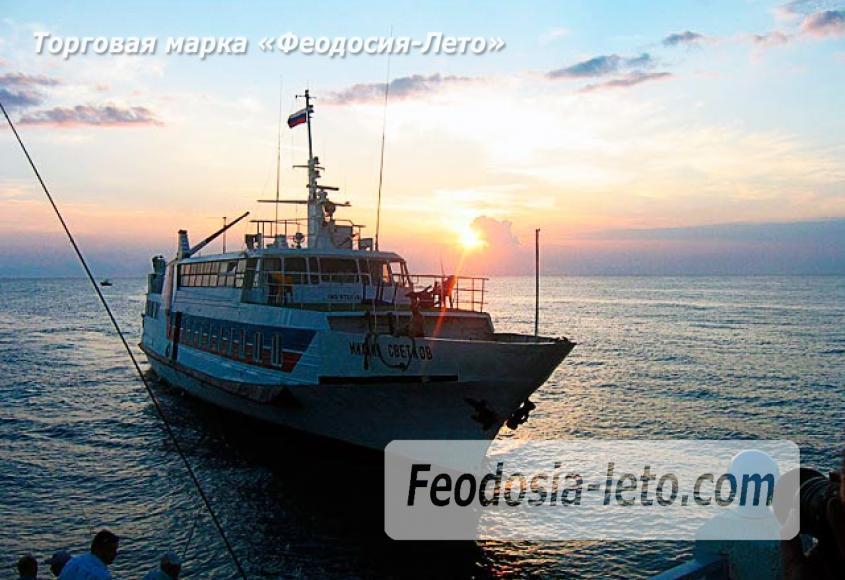 Морские экскурсии в Феодосии - фотография № 13
