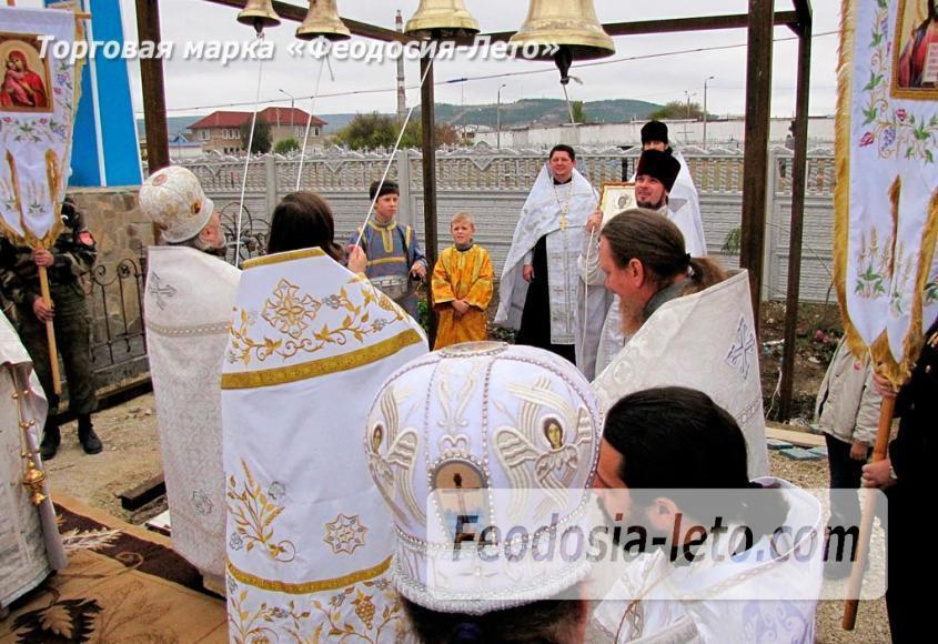 Храм Архистратига Михаила в Феодосии - фотография № 17
