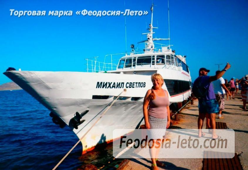 Морские экскурсии в Феодосии - фотография № 19