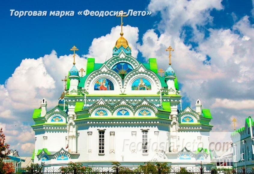 Храм Святой Екатерины в Феодосии - фотография № 1