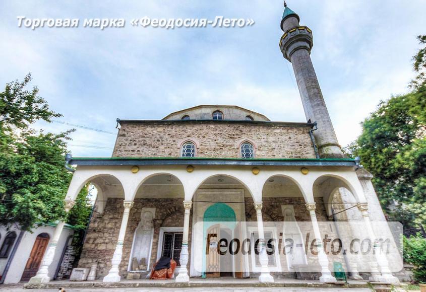 Пешеходная обзорная экскурсия вдоль моря по городу Феодосия - фотография № 5