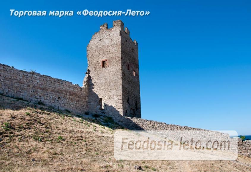 Экскурсия по Генуэзской крепости в г. Феодосия - фотография № 1