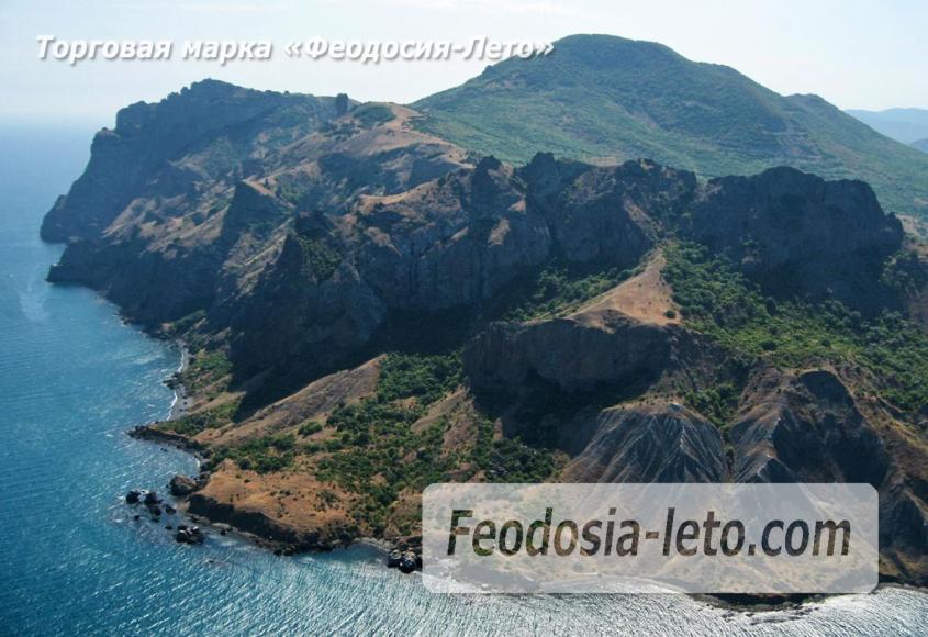 Карадагский заповедник в Крыму - фотография № 1