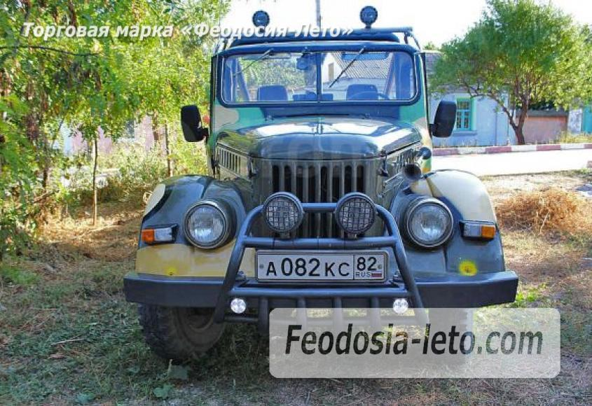 Индивидуальные экскурсии по Крыму из Феодосии на автомобиле - фотография № 7