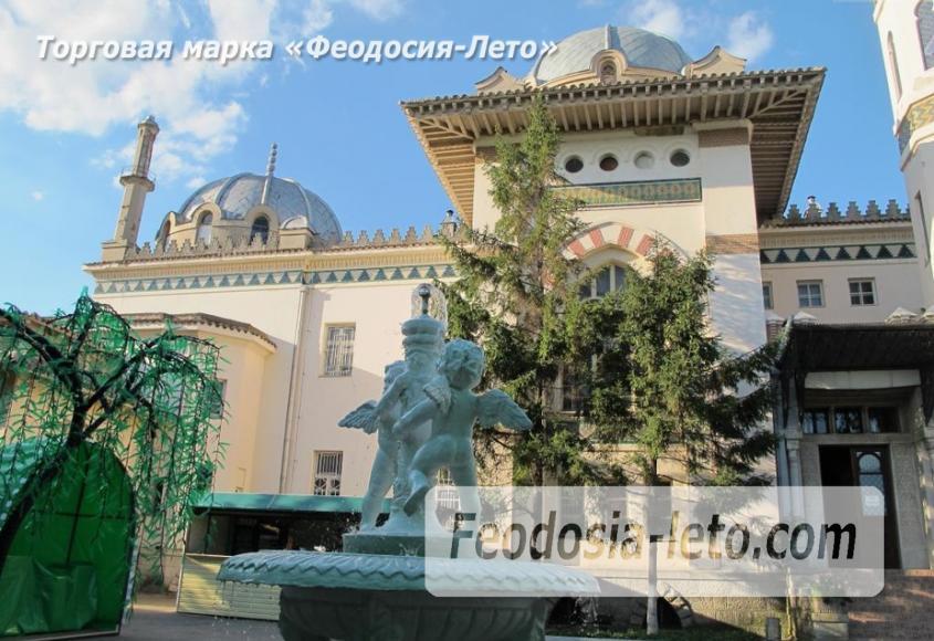 Дача Стамболи в Феодосии - фотография № 2