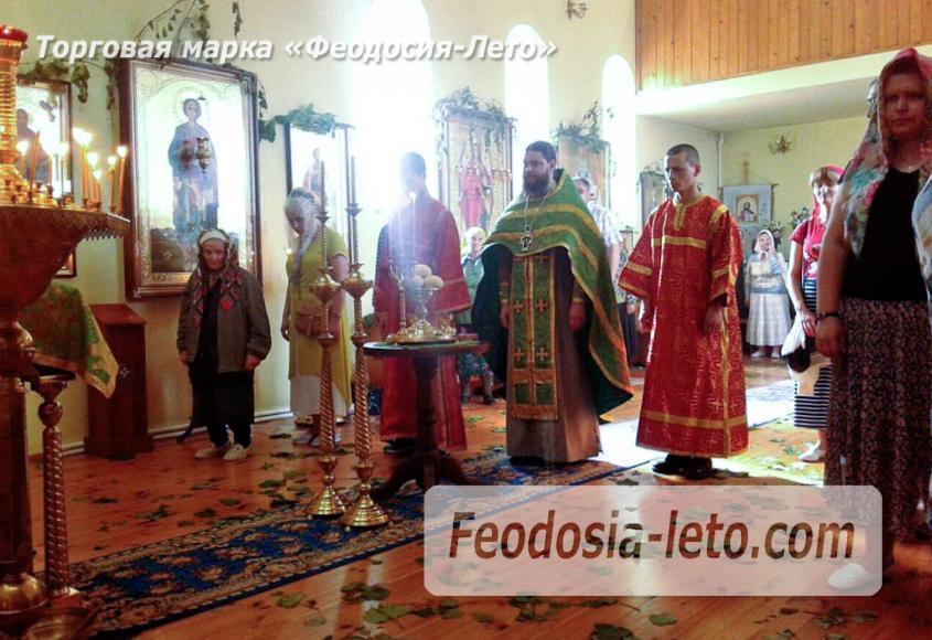 Храм Архистратига Михаила в Феодосии - фотография № 24