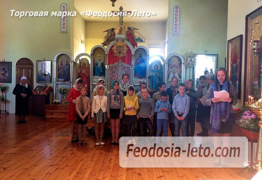 Храм Архистратига Михаила в Феодосии - фотография № 25