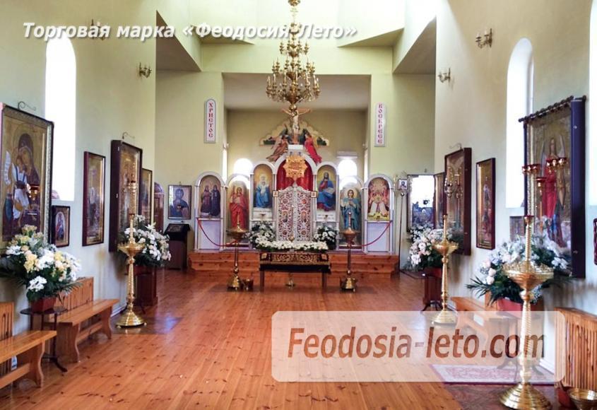Храм Архистратига Михаила в Феодосии - фотография № 28