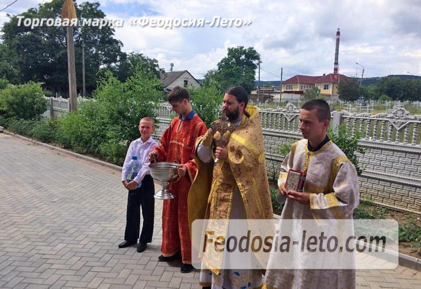 Храм Архистратига Михаила в Феодосии - фотография № 30