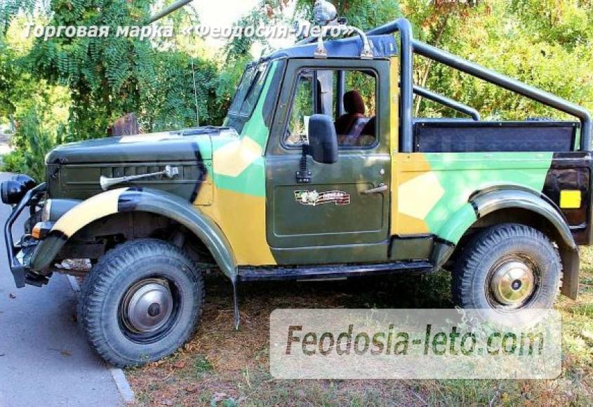 Индивидуальные экскурсии по Крыму из Феодосии на автомобиле - фотография № 6
