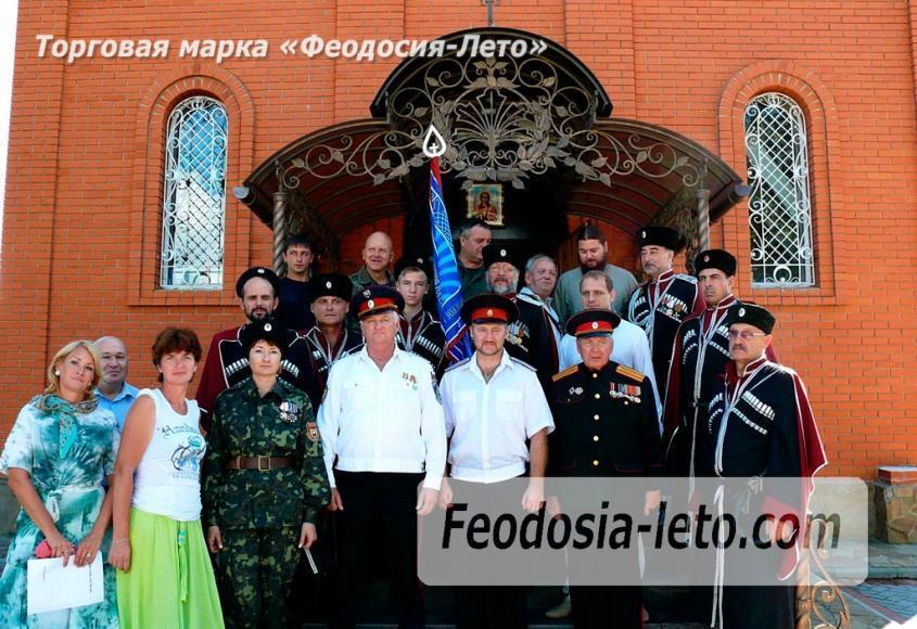 Храм Архистратига Михаила в Феодосии - фотография № 3