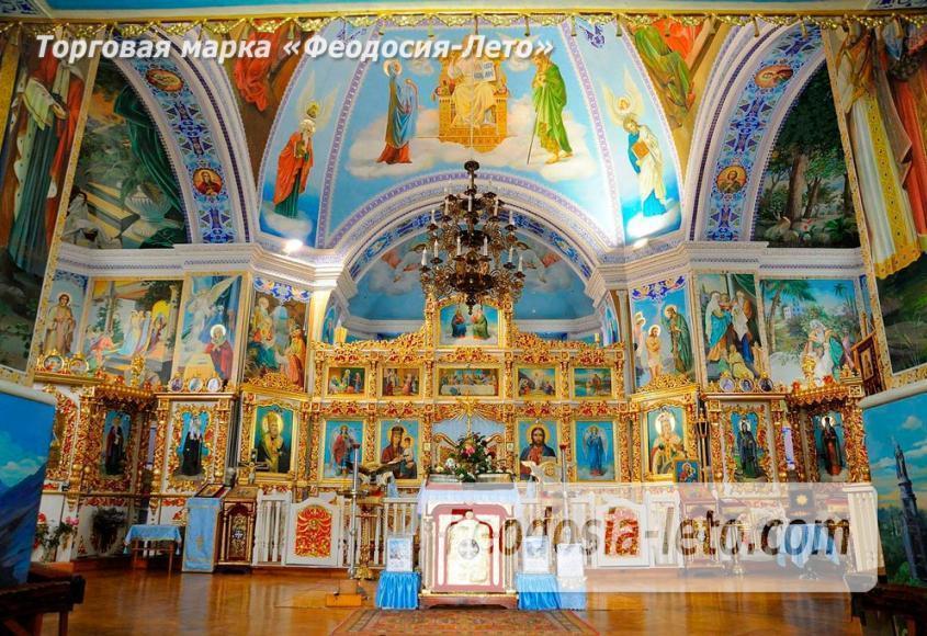 Храм Святой Екатерины в Феодосии - фотография № 3
