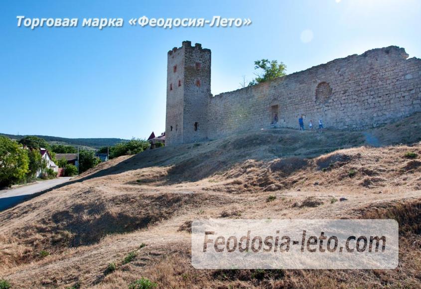 Экскурсия по Генуэзской крепости в г. Феодосия - фотография № 3