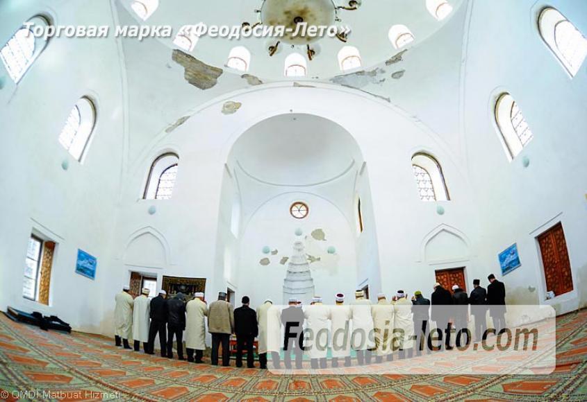 Мечеть Муфти-Джами в Феодосии - фотография № 3