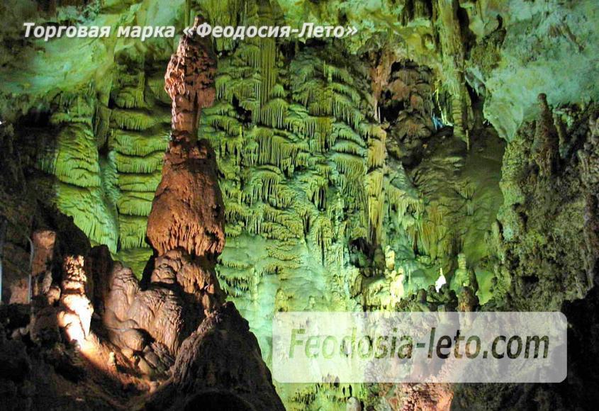 Мраморные пещеры под Симферополем - фотография № 3