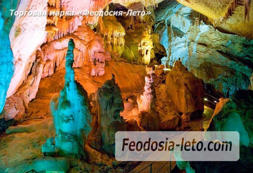 Мраморные пещеры под Симферополем - фотография № 4