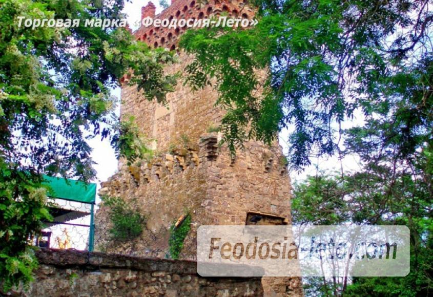 Башня Константина в Феодосии - фотография № 5