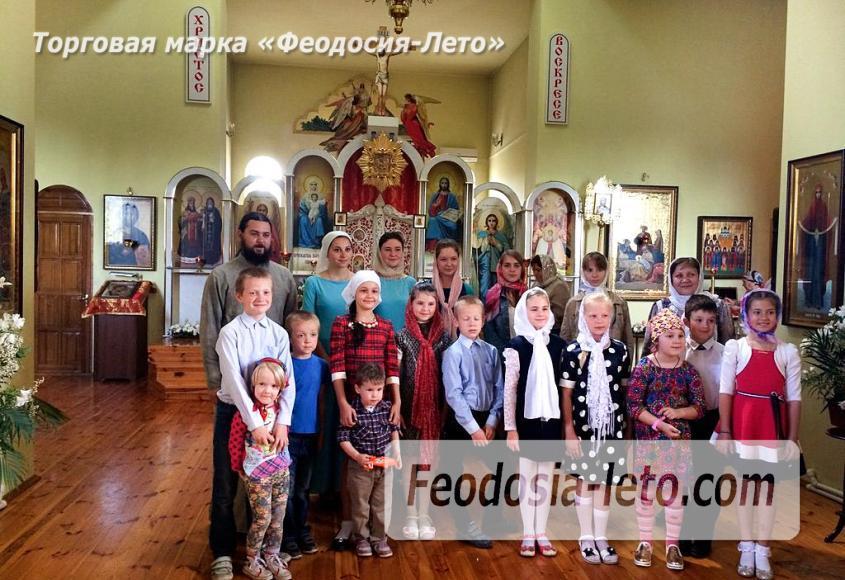 Храм Архистратига Михаила в Феодосии - фотография № 7