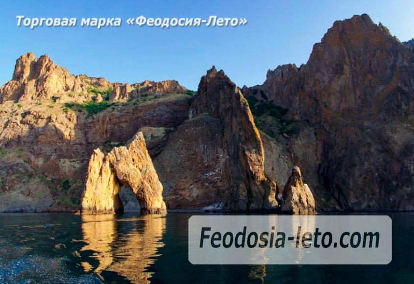 Карадагский заповедник в Крыму - фотография № 7