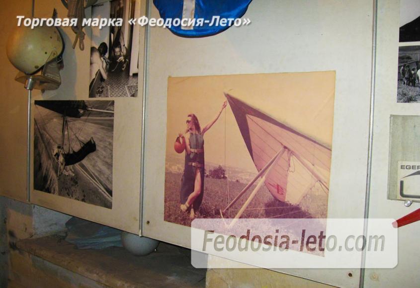 Феодосия музей Дельтапланеризма - фотография № 5
