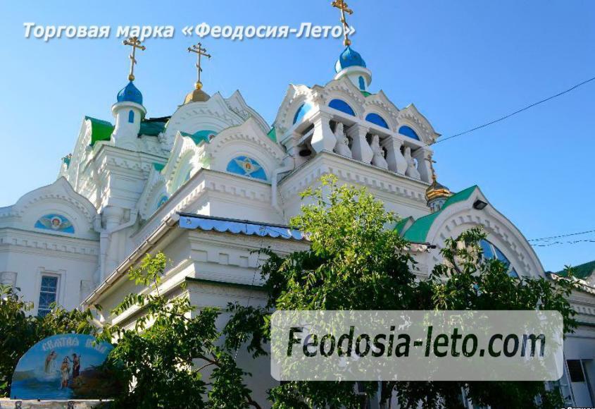Храм Святой Екатерины в Феодосии - фотография № 7